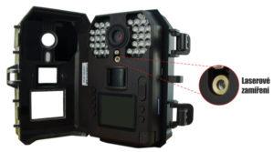 Forestcam Gen2 - laserové zamířen