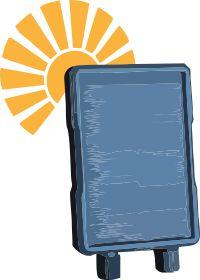Solární panel FORESTCAM zdarma